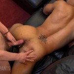Guys-In-Sweatpants-Ezekiel-Stone-and-Dillon-Hays-Interracial-bareback-fucking-Amateur-Gay-Porn-01-150x150 Hot Black Guy Gets Barebacked By A Sexy White Stud With A Big Uncut Cock