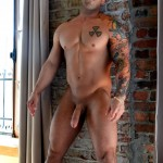 Men-of-Montreal-Emilio-Calabria-Italian-Hunk-With-A-Big-Thick-Uncut-Cock-Amateur-Gay-Porn-12-150x150 Beefy Italian Body Guard Stroking His Big Thick Uncut Cock