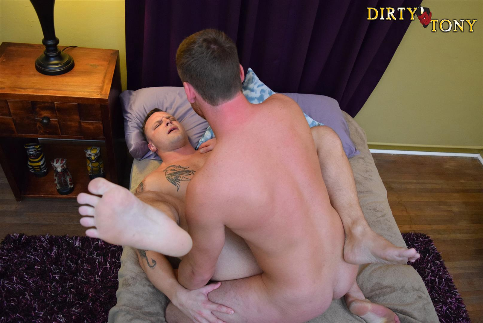 Dirty-Tony-Logan-Blake-and-Connor-Maguire-Marine-Getting-Fucked-In-the-Ass-Amateur-Gay-Porn-11 Former US Marine Takes A Big Uncut Cock Up The Ass