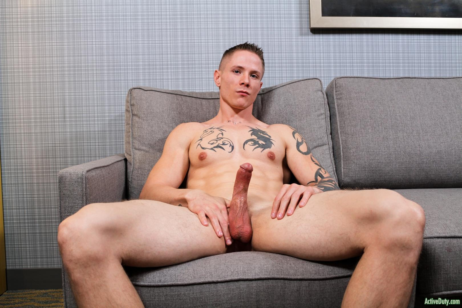 ActiveDuty Guy Houston Naked Army Guy Jerking Off Amateur Gay Porn 08 Straight Army Soldier Auditions For Gay Porn And Blows A Load
