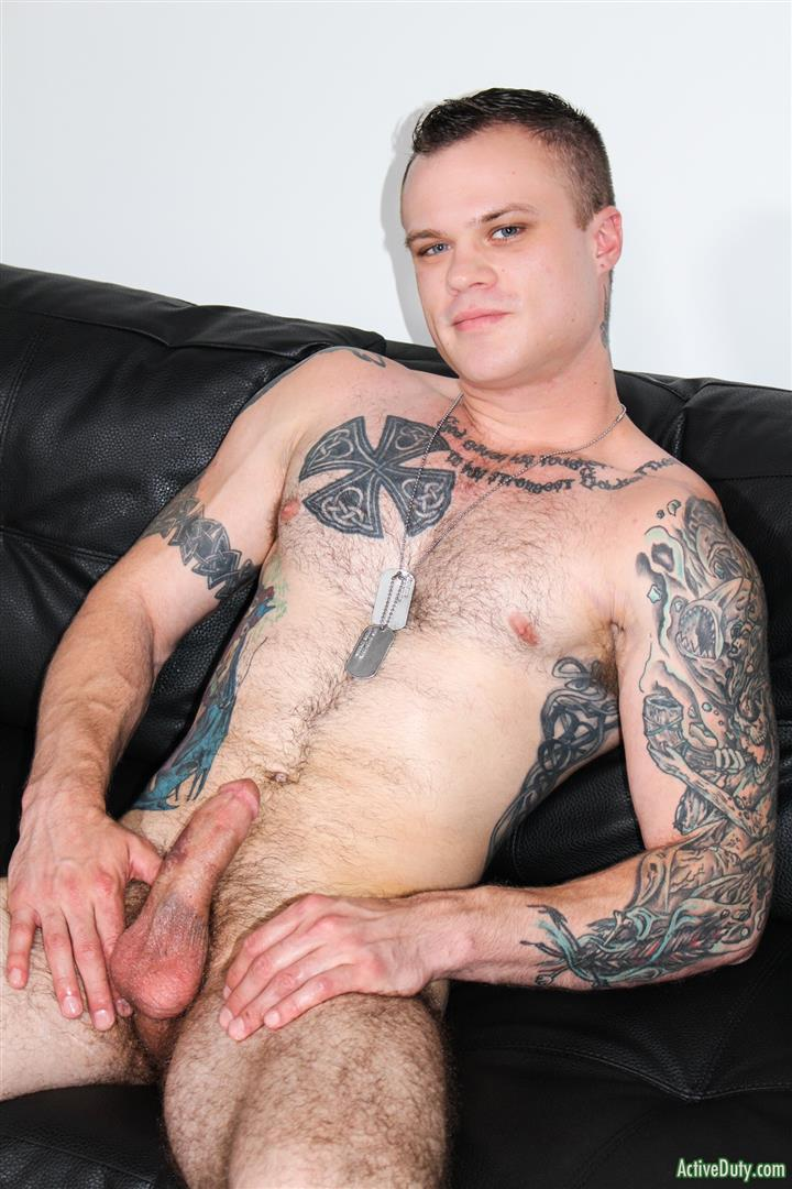 Active Duty Cody Smith Army Hairy Muscle Guy Jerking Off Big Dick 10 Hairy Tatted Muscle Army Soldier Jerking His Cock