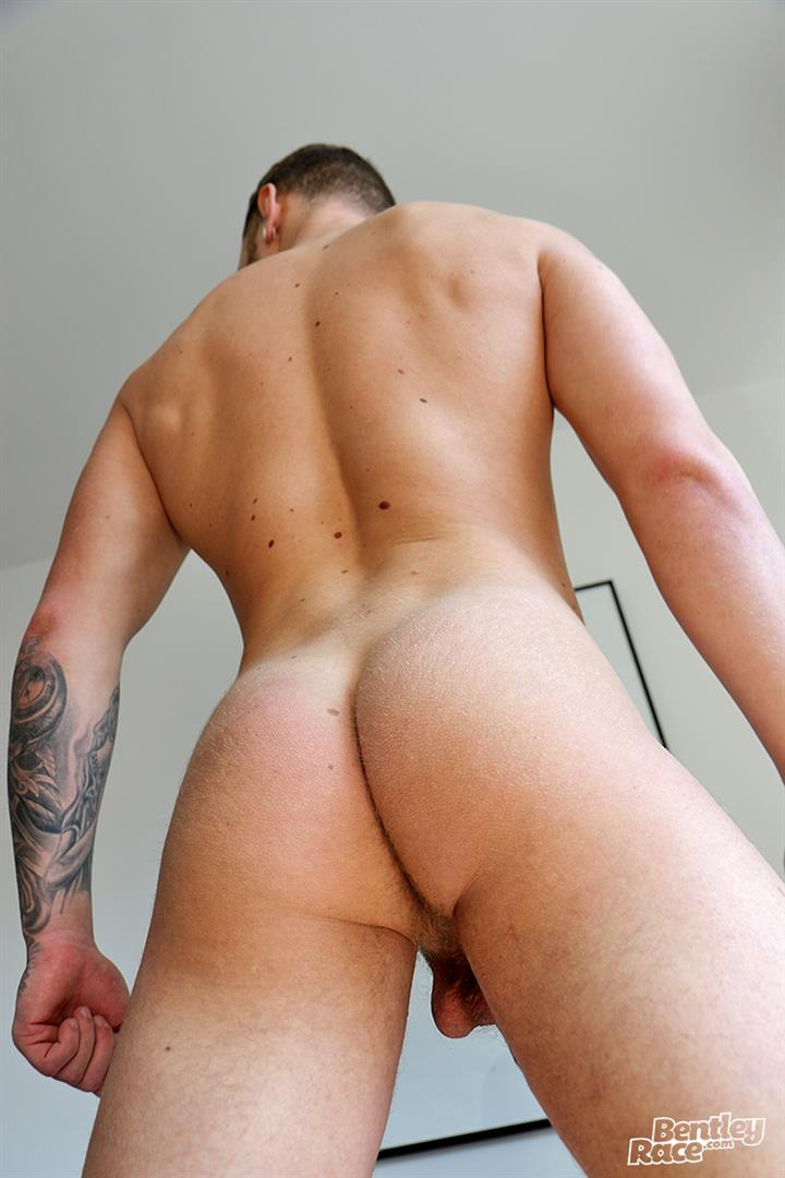 Bentley-Race-Christiano-Szucs-Naked-Hungarian-With-Big-Uncut-Cock-15 Hungarian Muscle Stud Jerks Off His Big Uncut Cock